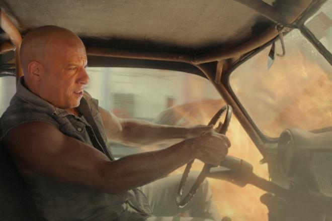 'Fast & Furious 8' co the thu hon 400 trieu USD sau ba ngay hinh anh