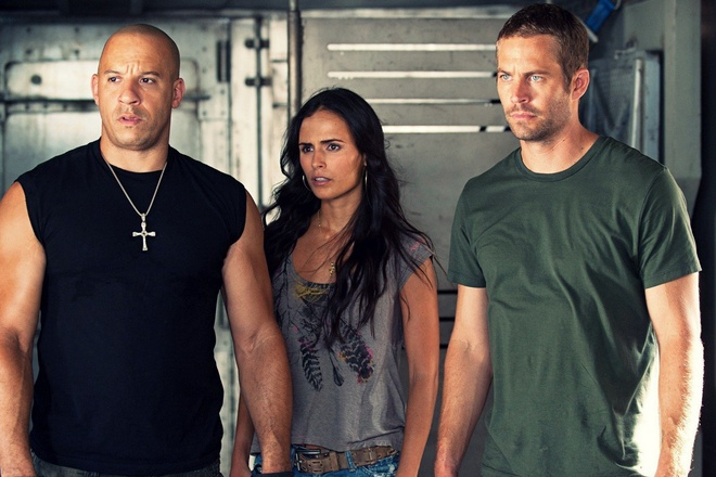 Vo cua Brian O'Conner co the con tro lai trong 'Fast & Furious' hinh anh 2