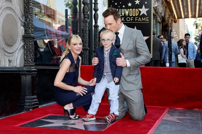 Con trai Chris Pratt khong thich sieu anh hung Guardians of the Galaxy hinh anh 1