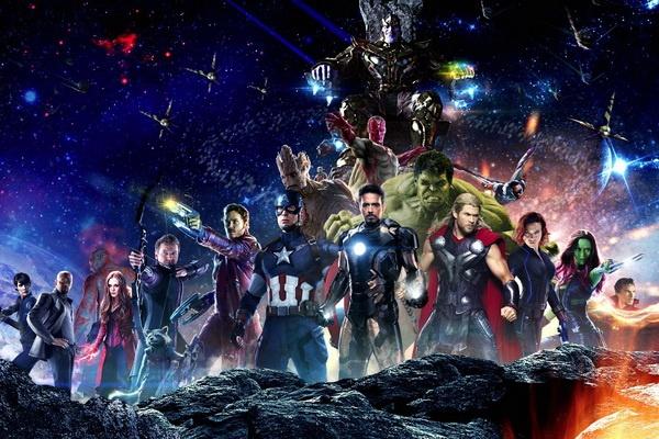 Bom tan 'Avengers 4' xay ra truoc 'Ve binh dai ngan ha 3' hinh anh