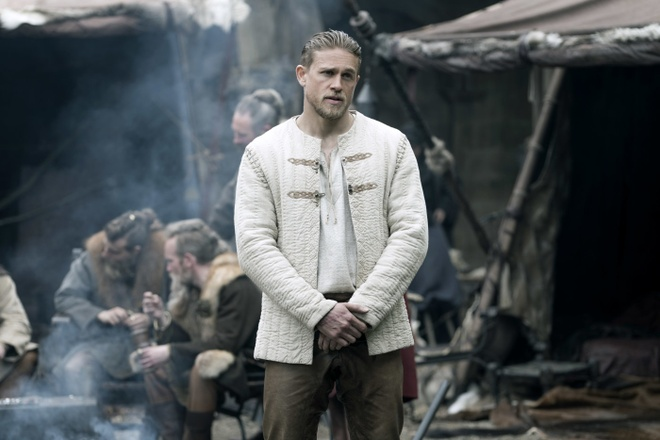 'Vua Arthur: Thanh guom trong da' tham bai tai phong ve Bac My hinh anh