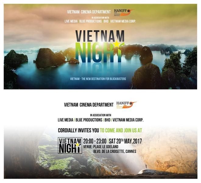 Cuc Dien anh to chuc 'Dem Viet Nam' tai LHP Cannes lan thu 70 hinh anh 2