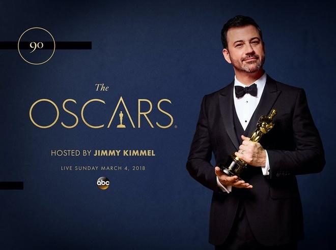 le trao giai Oscar 2018 anh 1