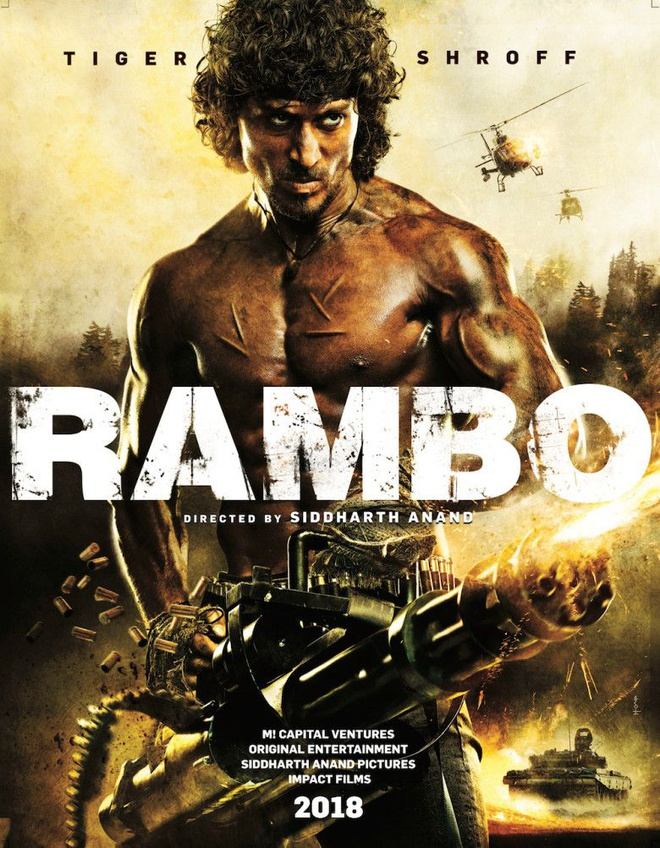 Rambo ban An Do anh 1