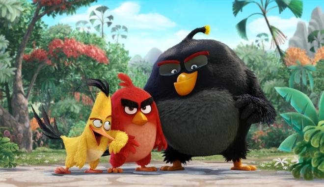 Phan hai phim 'Angry Birds' ra mat trong nam 2019 hinh anh