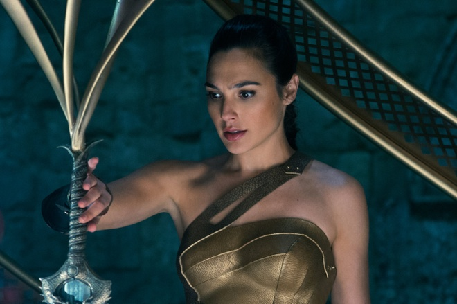 Gal Gadot suyt nghi dien truoc 'Wonder Woman' hinh anh