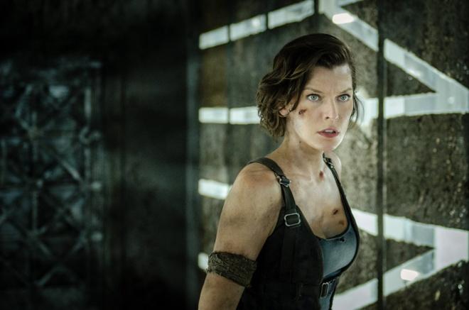 Milla Jovovich de dat ve ke hoach tai khoi dong 'Resident Evil' hinh anh 1