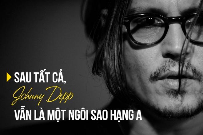 Sau tat ca, Johnny Depp van la mot ngoi sao hang A hinh anh