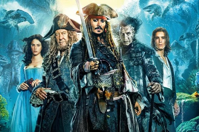 'Cuop bien Caribbean' va nhung bo phim hai tac hay nhat hinh anh