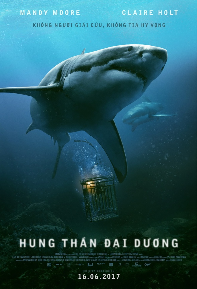review phim 47 Meters Down anh 1