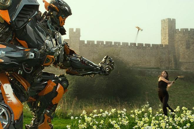 'Transformers 5' co doanh thu ra mat thap nhat thuong hieu tai My hinh anh 1