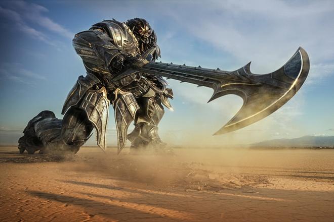 Nguoi Trung Quoc da het yeu 'Transformers' hinh anh 1