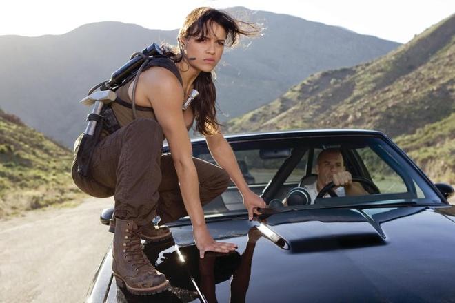 Michelle Rodriguez de doa se khong dong tiep 'Fast & Furious' hinh anh 1