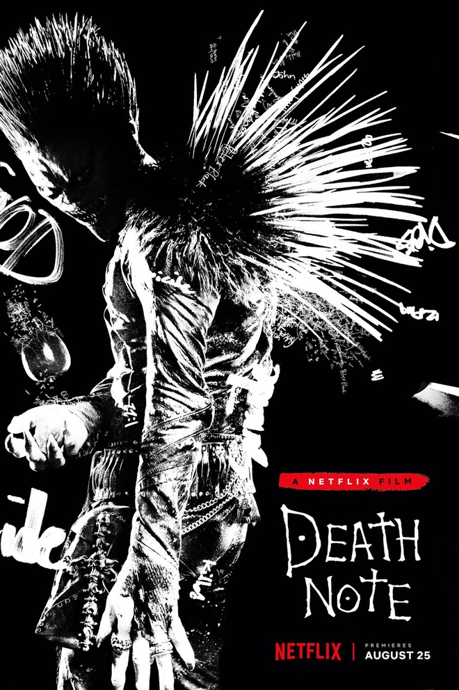 Tu than Ryuk trong 'Death Note' ban My lo dien hinh anh 1