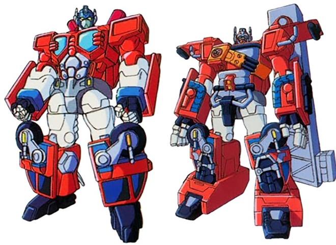 Nhung lan 'lot xac' cua nguoi may Optimus Prime thuoc 'Transformers' hinh anh 9