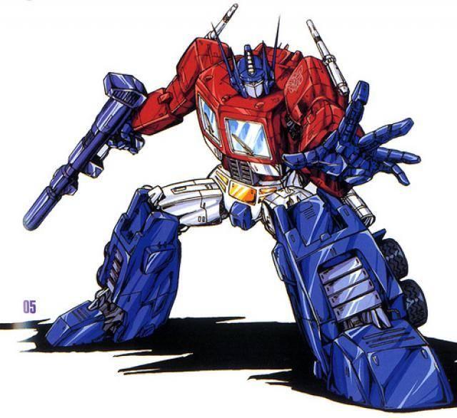 Nhung lan 'lot xac' cua nguoi may Optimus Prime thuoc 'Transformers' hinh anh 2