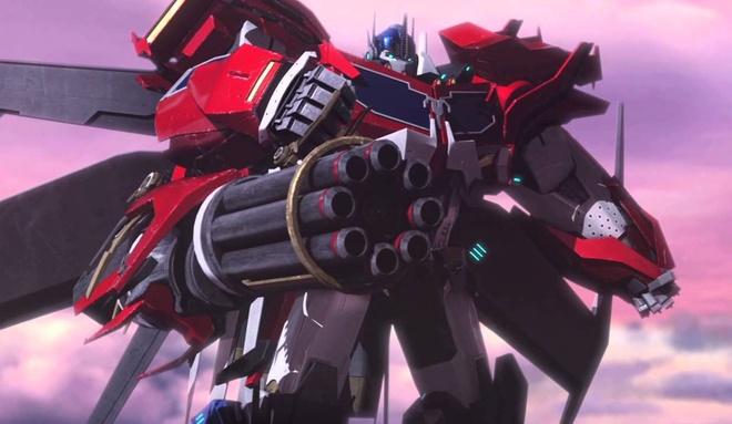 Nhung lan 'lot xac' cua nguoi may Optimus Prime thuoc 'Transformers' hinh anh 17