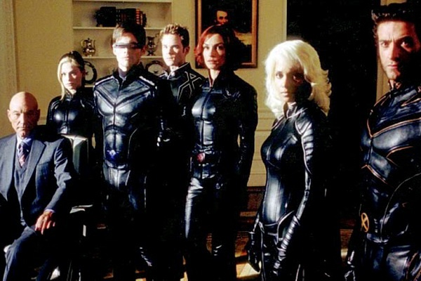 Dan dien vien 'X-Men' (2000) kho long con tro lai hinh anh
