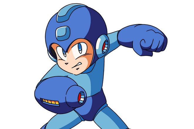Tro choi 'Mega Man' duoc Hollywood chuyen the thanh phim hinh anh