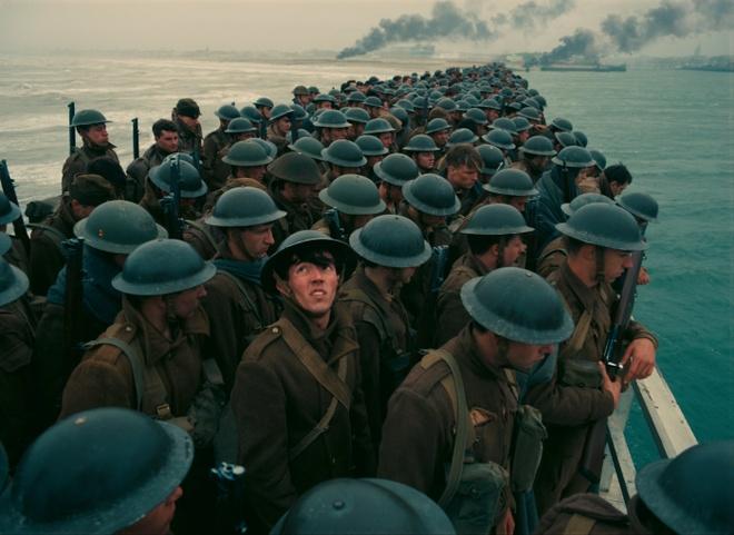 Bom tan chien tranh 'Dunkirk' tiep tuc an khach nhat Bac My hinh anh