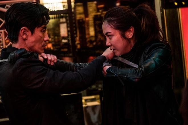'Ac nu bao thu': Phim hanh dong dam mau 18+ cua xu kim chi hinh anh