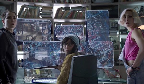 Trailer bo phim 'Seven Sisters' hinh anh