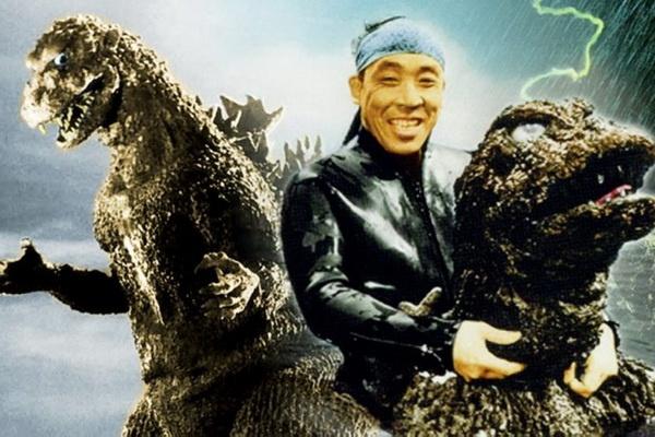 Tai tu Nhat Ban dau tien hoa trang thanh Godzilla qua doi hinh anh