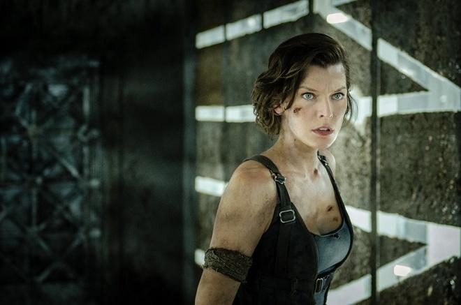 Minh tinh 'Resident Evil' tham gia phien ban moi cua 'Hellboy' hinh anh