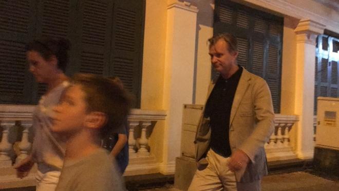 Dao dien Christopher Nolan cua bom tan The Dark Knight du lich Sai Gon hinh anh 5