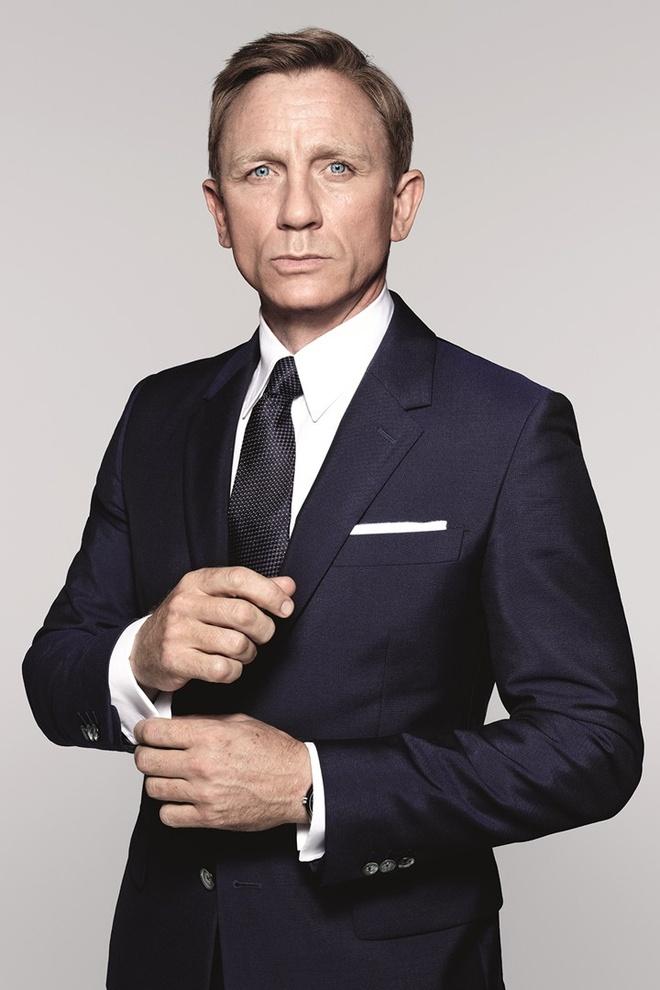 Daniel Craig thừa nhận sẽ thủ vai điệp viên 007 lần thứ năm - Phim ...
