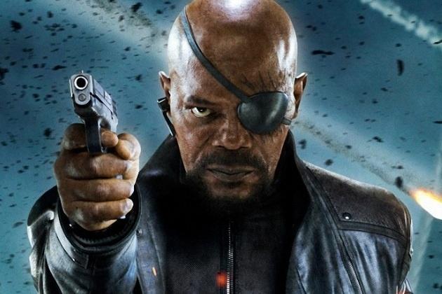 Samuel L. Jackson khong xuat hien trong ca hai tap 'Avengers' moi hinh anh