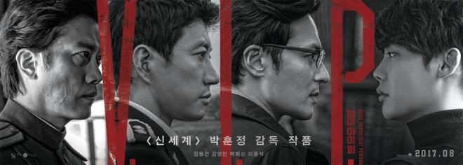 Jang Dong-gun tai xuat voi phim hanh dong bao luc 18+ hinh anh 3
