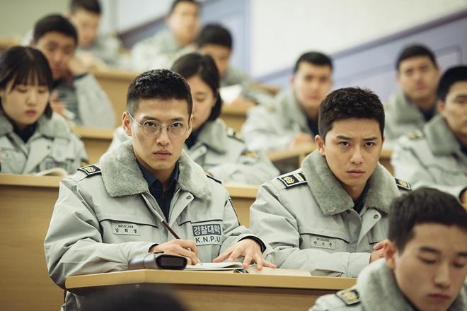 Phim Hàn 'Cảnh sát tập sự': Những tiếng cười đáng suy ngẫm - Phim chiếu rạp