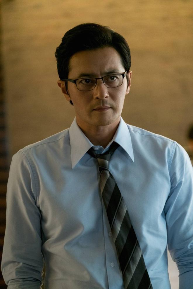 Jang Dong-gun tai xuat voi phim hanh dong bao luc 18+ hinh anh 1
