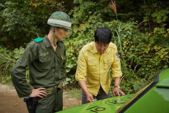 Han Quoc chon phim ve vu tham sat Gwangju du tranh Oscar 2018 hinh anh 1