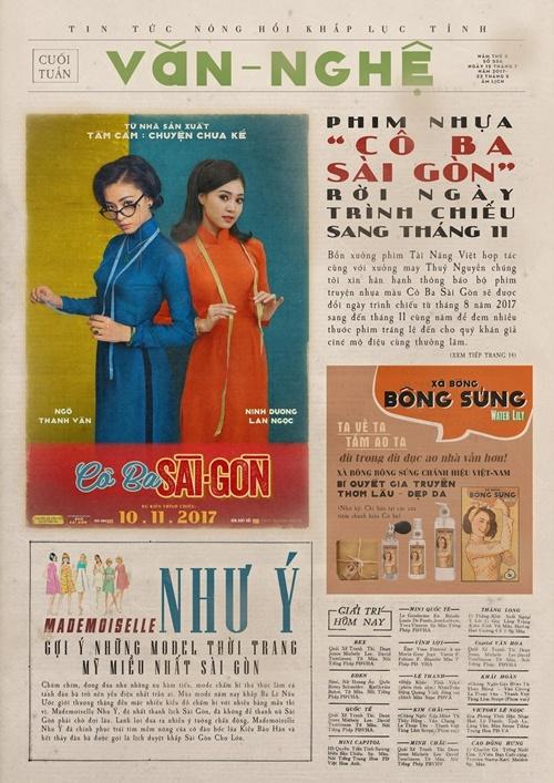 'Co ba Sai Gon' cua Ngo Thanh Van co buoi chieu ra mat tai LHP Busan hinh anh 2