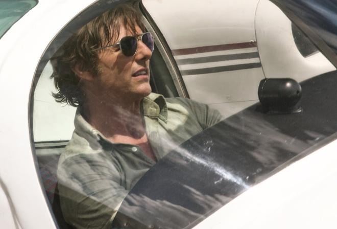 Tom Cruise kho long ha be 'Kingsman 2' tai Bac My hinh anh