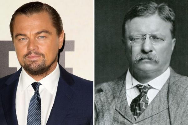 Leonardo DiCaprio muon tai hien Tong thong Roosevelt tren man anh hinh anh 1
