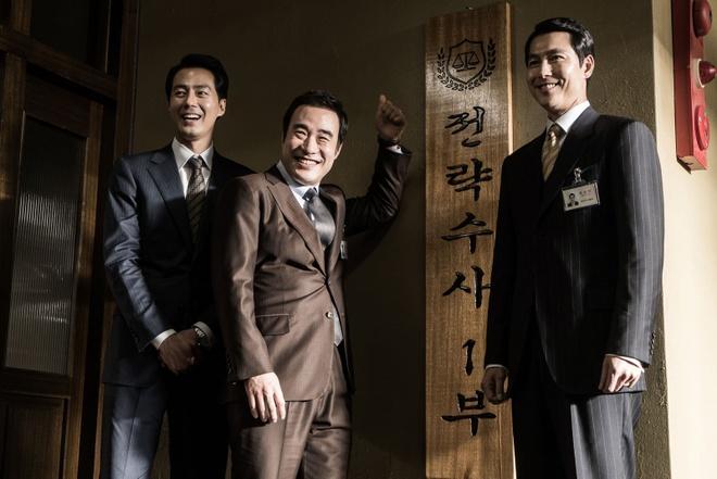 Giai 'Oscar Han Quoc' ngo lo bom tan chien tranh cua Song Joong-ki hinh anh 1