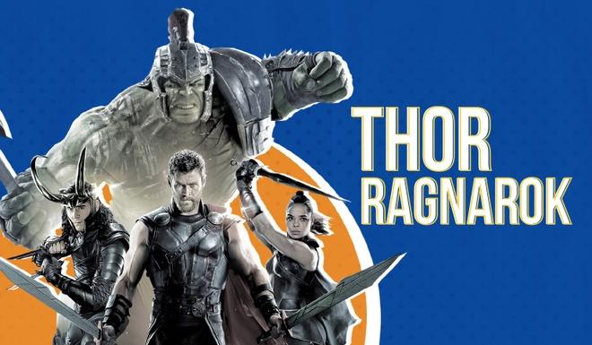 'Thor: Ragnarok': Man lot xac an tuong cua Than Sam hinh anh