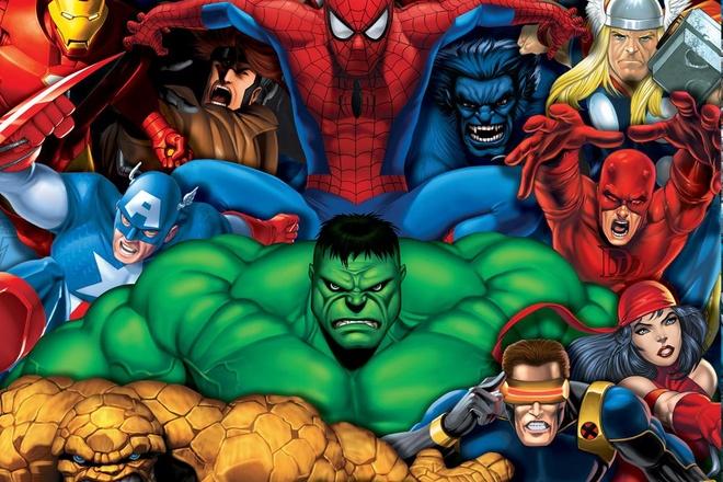 X-Men, Bo tu Sieu dang 'sang cua' gia nhap Avengers tren man anh hinh anh