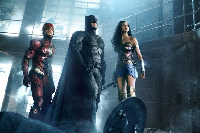 Su that thu vi dang sau bom tan sieu anh hung 'Justice League' hinh anh