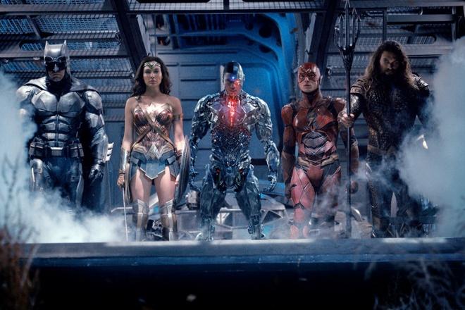 Warner Bros. cam dang bai binh luan som ve 'Justice League' hinh anh 1