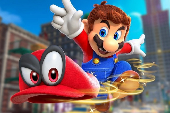 Xuong hoat hinh cua 'Ke cap mat trang' muon lam phim ve Mario hinh anh