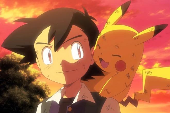 'Pokemon: To chon cau!': Tro ve tuoi tho cung Pikachu hinh anh