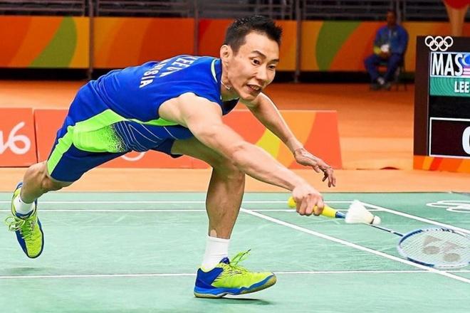 Cuoc doi tay vot Lee Chong Wei duoc ke lai tren man anh hinh anh 1