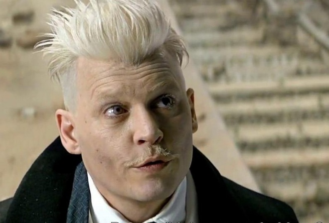Johnny Depp lai bi fan 'Harry Potter' phan doi, che gieu hinh anh 1