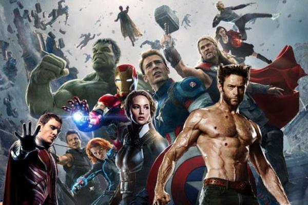 X-Men, Deadpool, Bo tu Sieu dang se som gia nhap Vu tru Marvel hinh anh