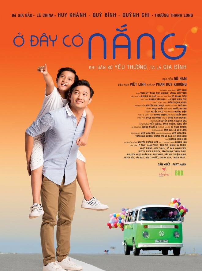Quy Binh sam vai cha don than trong 'O day co nang' hinh anh 1