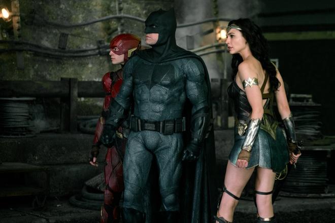 'Justice League' se la tac pham co doanh thu kem nhat Vu tru DC hinh anh